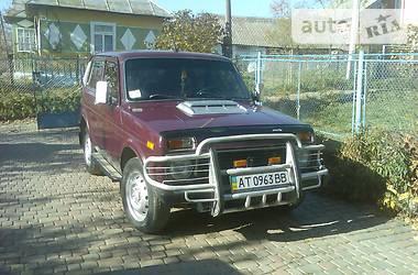 ВАЗ 2123 2002