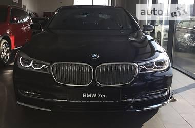BMW 725 Ld 2017