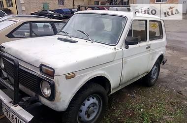ВАЗ 2121 2121 1.6 1980