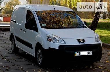Peugeot Partner груз. 2010
