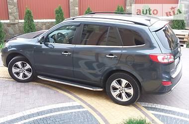 Hyundai Santa FE TOP+NAVI 2011