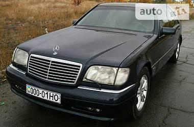 Mercedes-Benz S 600 W140 1996