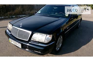 Mercedes-Benz S 600 long 1997