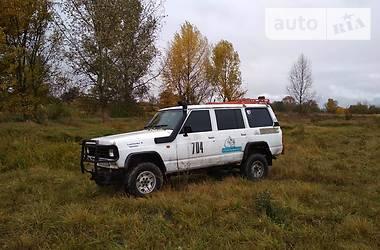 Nissan Patrol K 160 1987