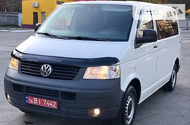Volkswagen T5 (Transporter) пасс. 1.9 PASS 2009