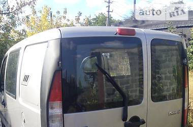 Fiat Doblo пасс. 1.9 Jtd 2001