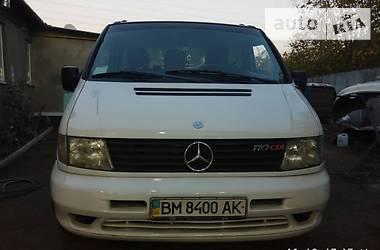 Mercedes-Benz Vito груз. 110cdi 2000