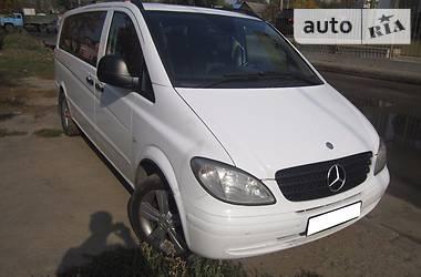Mercedes-Benz Vito пасс. 120 EXTRALONG 2007