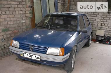 Peugeot 205 automatik 1987