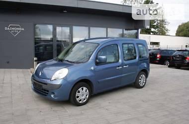 Renault Kangoo пасс. 1.5 l 2011
