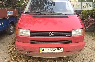 Volkswagen T4 (Transporter) пасс. 75KW LONG 1997