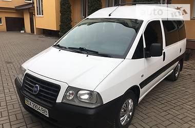Fiat Scudo пасс. 2007
