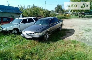 Ford Scorpio Ghia 1990