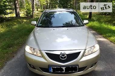 Mazda 6 2.0 L 2002