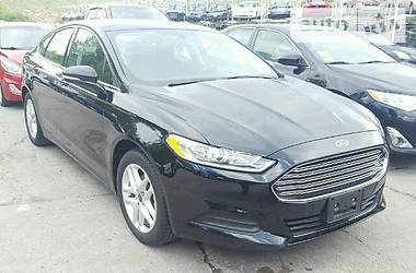 Ford Mondeo SE 2016