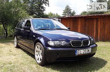 BMW 320 2.0 L 2002