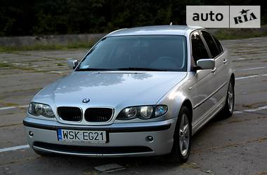 BMW 318 2.0 LPG 2003