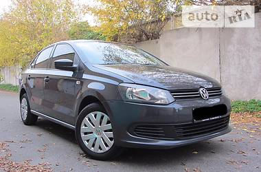 Volkswagen Polo 1.6 A/T 2012