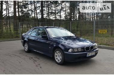 BMW 520 2.2 LPG 2001