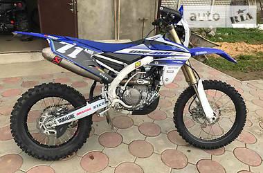 Yamaha WR 450 2016