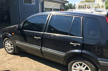 Ford Fusion 1.4, 2008