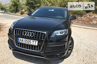 Audi Q7 3.0 TDI quattro 2011