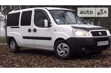 Fiat Doblo пасс. 1.9 LONG 2006