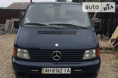 Mercedes-Benz Vito пасс. 2.3    tdi 1998