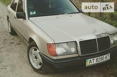 Mercedes-Benz E-Class 124 1988
