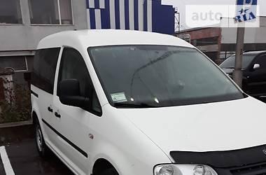 Volkswagen Caddy пасс. ekoful 2008