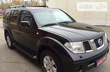Nissan Pathfinder 2.5 dCi 2007