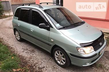 Hyundai Matrix 1.5 CRDi 2006