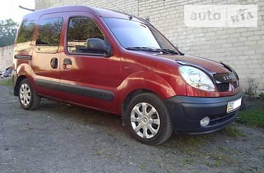 Renault Kangoo пасс. 2004