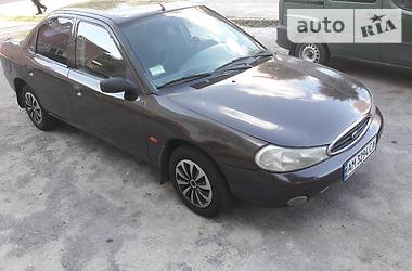 Ford Mondeo 1998