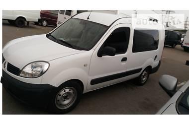 Renault Kangoo пасс. maxi 2007