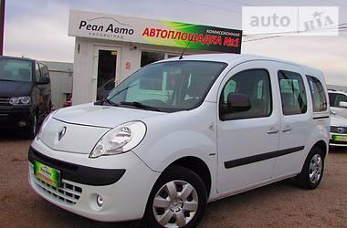 Renault Kangoo пасс. 1.5 dCI 2013