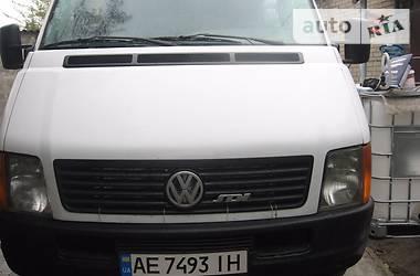 Volkswagen LT пасс. 1998