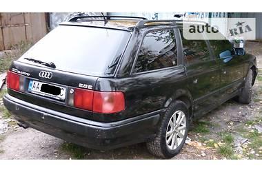 Audi 100 C4.  Avant. Quattro 1994