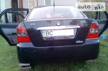 Geely CK1 Geely MR-7151A 2008