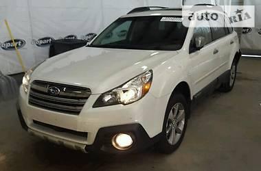Subaru Outback AWD 2013