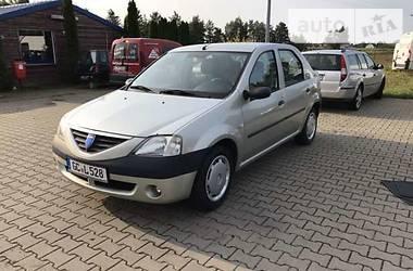 Dacia Logan 1.6 LPG 2006