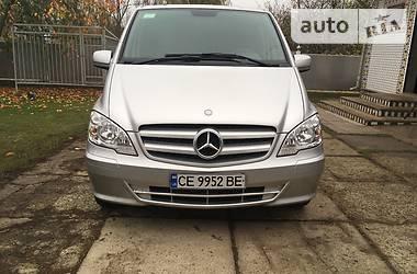 Mercedes-Benz Vito груз. 2012