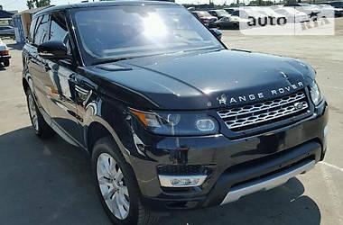 Land Rover Range Rover  2016