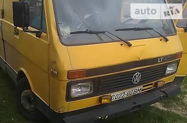 Volkswagen LT груз. 1992