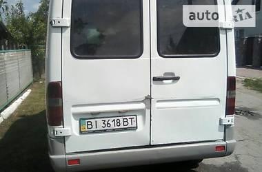 Mercedes-Benz Sprinter 208 груз. 1995