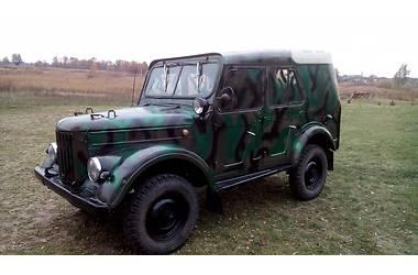 ГАЗ 69 а 1954