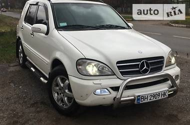 Mercedes-Benz ML 500 2002