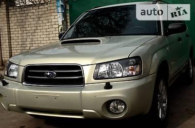 Subaru Forester 2.0 XT 2004