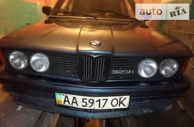 BMW 323 1981