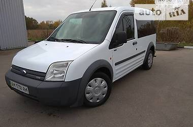 Ford Transit Connect пасс. 2007